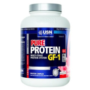 USN Pure Protein GF-1 1000 g Chocolate Growth and Repair Protein Shake