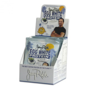 Jay Robbjay Robb Enterprises - Egg White Vanilla, 12 Packets