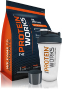 The Protein Works Pea Protein Powder - Unflavoured - 1kg