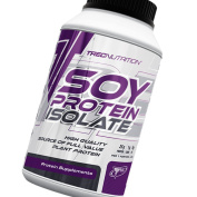 Soy Protein Isolate Best High Quality Source of Plant Protein - Chocolate - Trec Nutrition