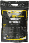 My Supps Isolat 2000g 100 Percent Natural Soya Protein