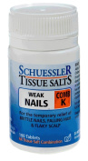Schuessler Combination K Tissue Salt Tablets - Pack of 125