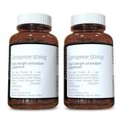 Lycopene 50mg x 180 tablets (6 months supply). 300% strength of regular Lycopene tablets. SKU