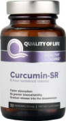 Quality of Life Curcumin-SR 8 Hour Sustained Release 125mg