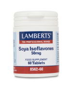 LAMBERTS - SOY Isoflavones 60 tablets 50MG