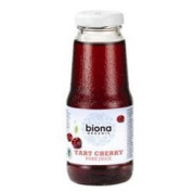 Biona Tart Cherry Juice 200ml