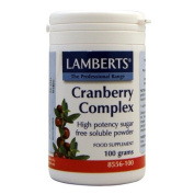 Lamberts Cranberry Complex Powder - 100g