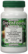 Swanson GreenFoods 100% Natural Sulforaphane from Broccoli