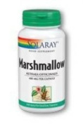 Solaray 480 mg Marshmallow Root Capsule - Pack of 100