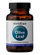 Viridian -Olive Leaf Extract- 30 Vegetarian Capsules