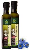 500 ml ORGANIC BIO Black Seed Oil Black Cumin Oil Kalonji, Abba Sawda, 100% pure from Egyptian oilseed