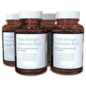 Hyaluronic Acid 300mg x 720 tablets (4 bottles with 180 tablets in each - 12 months supply). 300% stronger than any other HLA tablet. SKU