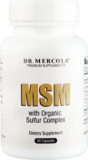 Dr Mercola MSM with Organic Sulphur Complex