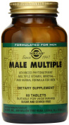Solgar - Male Multiple, 60 tablets