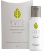 Sylk Natural Intimate Moisturiser - 2x40g Pack