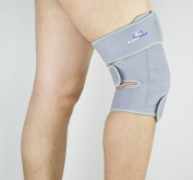 Tourmaline magnetic sports knee support infrared neoprene health brace NHS use