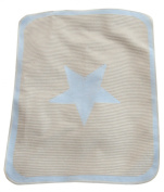 David Fussenegger Juwel 62652179 Baby and Toddler Blanket Star 70 x 90 cm