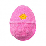 Lush Cosmetics Fluffy Egg Easter Bath Bomb