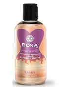 Dona Bubble Bath Sassy Aroma [Tropical Tease]