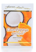 Hawaiian Bath Crystals Forever Florals Coco Papaya 8 Pack