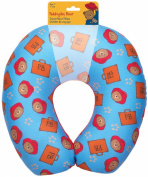 Upper Canada Soap Paddington Bear Neck Pillow, Blue