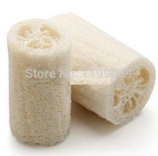 Natural Useful Loofa Luffa Bath Shower Wash Body Bowl Sponge Scrubber Spa