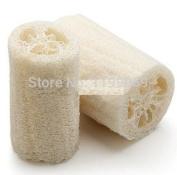 Natural Useful Loofa Luffa Bath Shower Wash Body Bowl Sponge Scrubber Spa