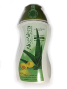 Aloe Vera & Nature Silk Protein Body Wash, Firming & Rich in Moisturising, Net. Wt. 250ml