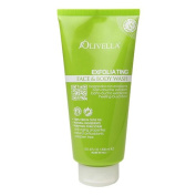 Olivella Exfoliating Face & Body Wash 300ml