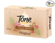 Tone Soap Bar, Cocoa Butter, Original, 130ml Per Bar
