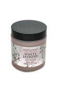 Asquith & Somerset White Jasmine Exfoliating Salt Scrub 550g / 570ml