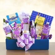 Lavender Spa and Chocolates Relaxation Spa Gift Box