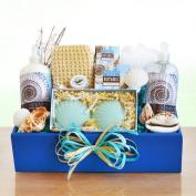 Summer Breezes Spa Gift Basket