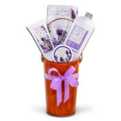 Luscious Lavender Spa Pail