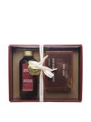 Erbario Toscano Spicy Vanilla Gift Set, Shower Shampoo and Soft Bar