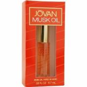 Jovan Musk Oil 0.33 Fl Oz