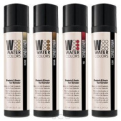 Tressa Watercolours Brown Colour Conditioner for use after Mocha Drench, Cocoa, or Black Coffee Watercolours Shampoo - NEW PACKAGING! 250ml This choice is for the Brown Only!