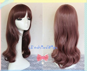 60cm Multi Ombre Colour Beautiful Lolita Cosplay Long Wig, Anime Costume Wigs for Party UF033
