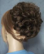 HAYLEY Clip On Hairpiece by Mona Lisa 10-Medium Brown
