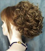 PHOEBE Clip On Hairpiece by Mona Lisa 24-14 Blonde-Brown