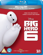 Big Hero 6 [Region B] [Blu-ray]