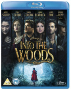 Into the Woods [Region B] [Blu-ray]