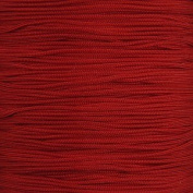 Chinese Knotting Cord Spool, Red -.8mm
