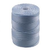C-Lon Bead Cord, Sky Blue