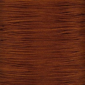 Chinese Knotting Cord Spool, Golden Brown -.8mm