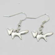 Charm FOX Earrings FOX Earrings Jewellery Best Gift for Woman Everyday Gift
