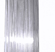 uGems® Sterling Silver Wire Ultra Thin 32 Gauge (.20cm ) Round