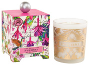 Michel Design Works Soy Wax Candle, Large, Fuchsia