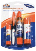 Elmer s Home & Office Glue Multi-Pack 4 Pk E1557 Pack Of 6