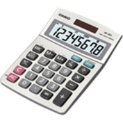 "Casio Ms. 80S. S. Ih Desktop Basic Calculator . 8 Character(S) ""Product Type"
